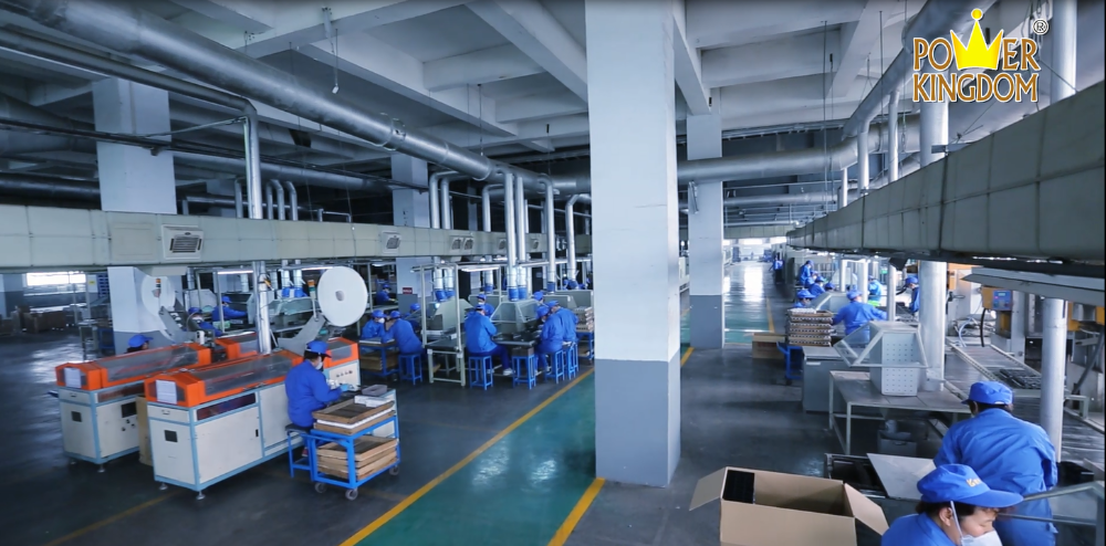 Power Kingdom sla agm factory vehile and power storage system