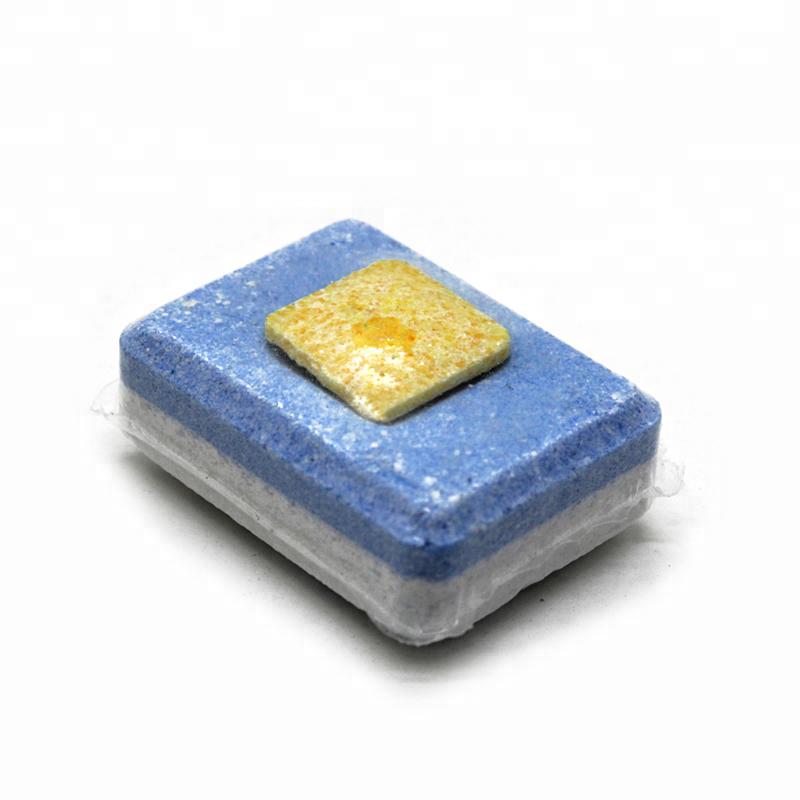 Tablet solubile in acqua 24 fim imballaggio lavastoviglie tablet