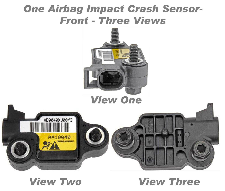 Buy APDTY 601323 Airbag Impact Crash Sensor(Fits 2005-2007 Buick
