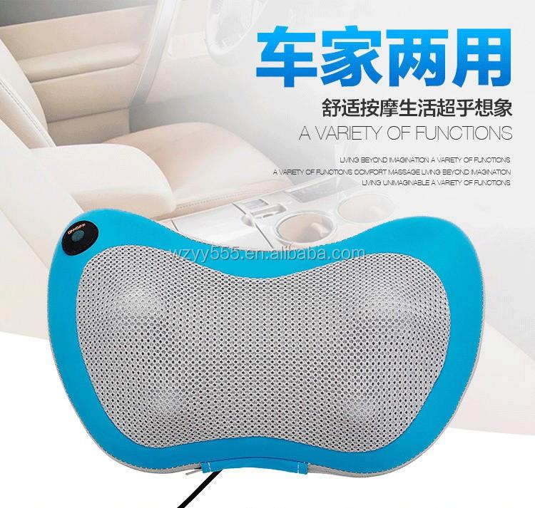 Massager Properties And Mini Massage Pillow For Neck Massager ...