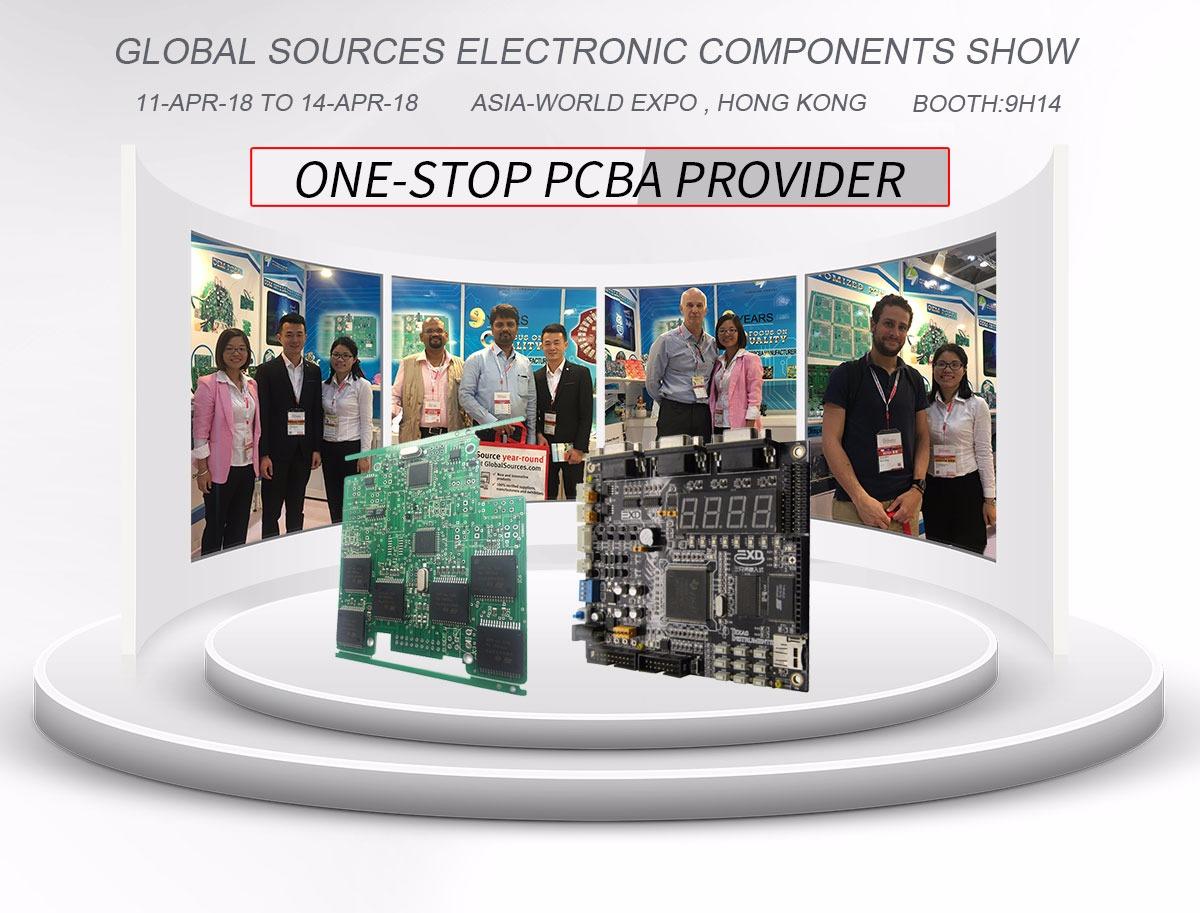 Shenzhen Sunsoar Tech Co Ltd Pcba Pcb Laminate Rigid High Tg Low Cte Circuit Board Maker From China