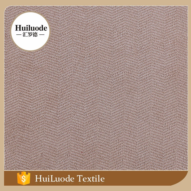 China supplier textile 100 polyester jacquard suede upholstery sofa fabric with great price