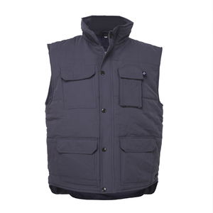 Custom Chinese wholesale Black Security Black Safety Chest Vest Men's Outdoor