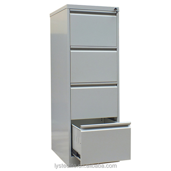 Four 4 Drawer Steel Metal File Cabinet Dimensions