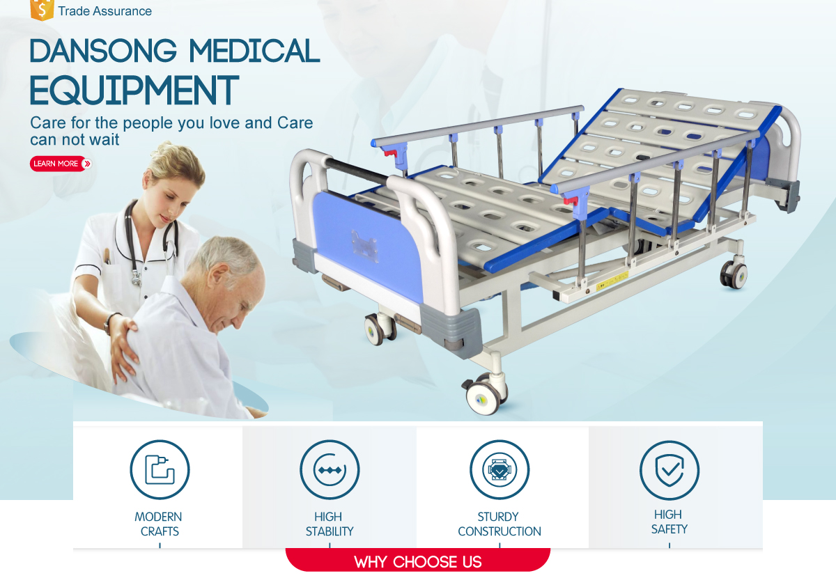 hebei dansong import u0026 export trade co ltd hospital bed nursing bed