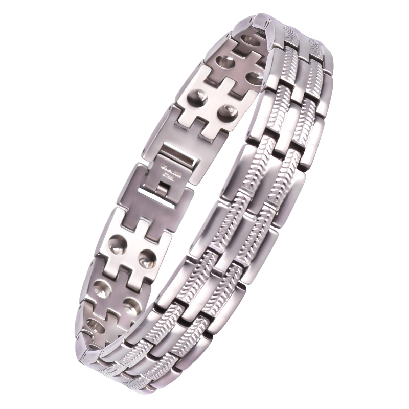 Energy Jewelry Blood Pressure Control Germanium Benefits Ion Nano Bracelets