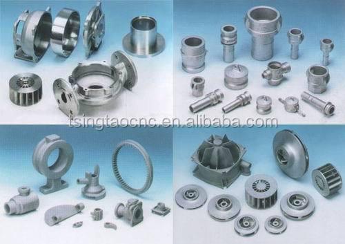 China Aluminum Die Cast / Iron Cast/ Investment Casting Parts ...