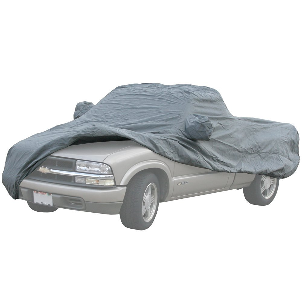 Discount Ramps 15'7 to 17' Mid-Size Short Bed Pickup Truck Cover