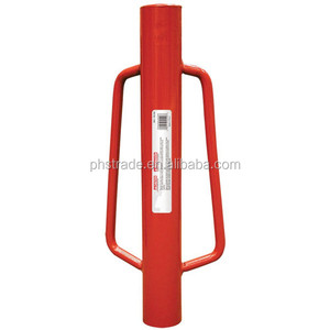 Hot sale metal petrol post driver for Y & T fence post&star picket with high quality