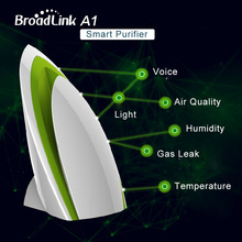 Broadlink A1 Smart Home Automation Remote WiFi Intelligent E air Air Quatily Detector Testing Air Smart