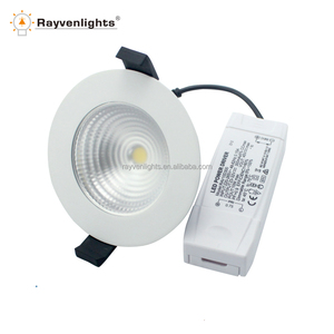 high quality promotional items 5w chrome cob led down light