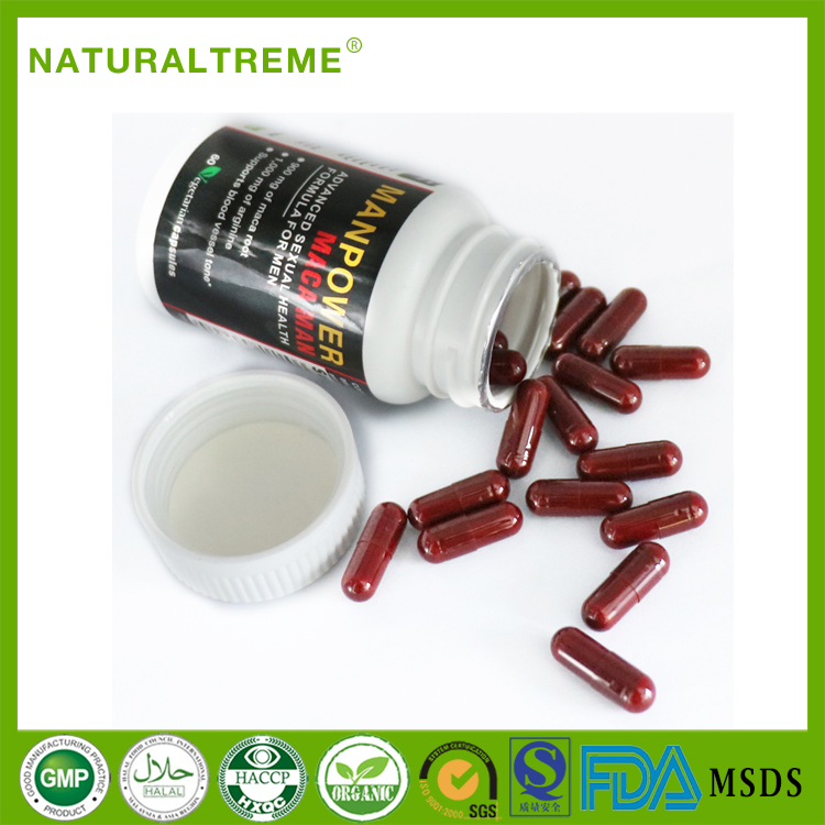 2017 New Arrival Herb Erection Medicine Capsules Dietary Supplement
