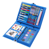 INTERWELL CMS149 Art Set for Kids, Quality 43-Piece Stationery Drawing Set