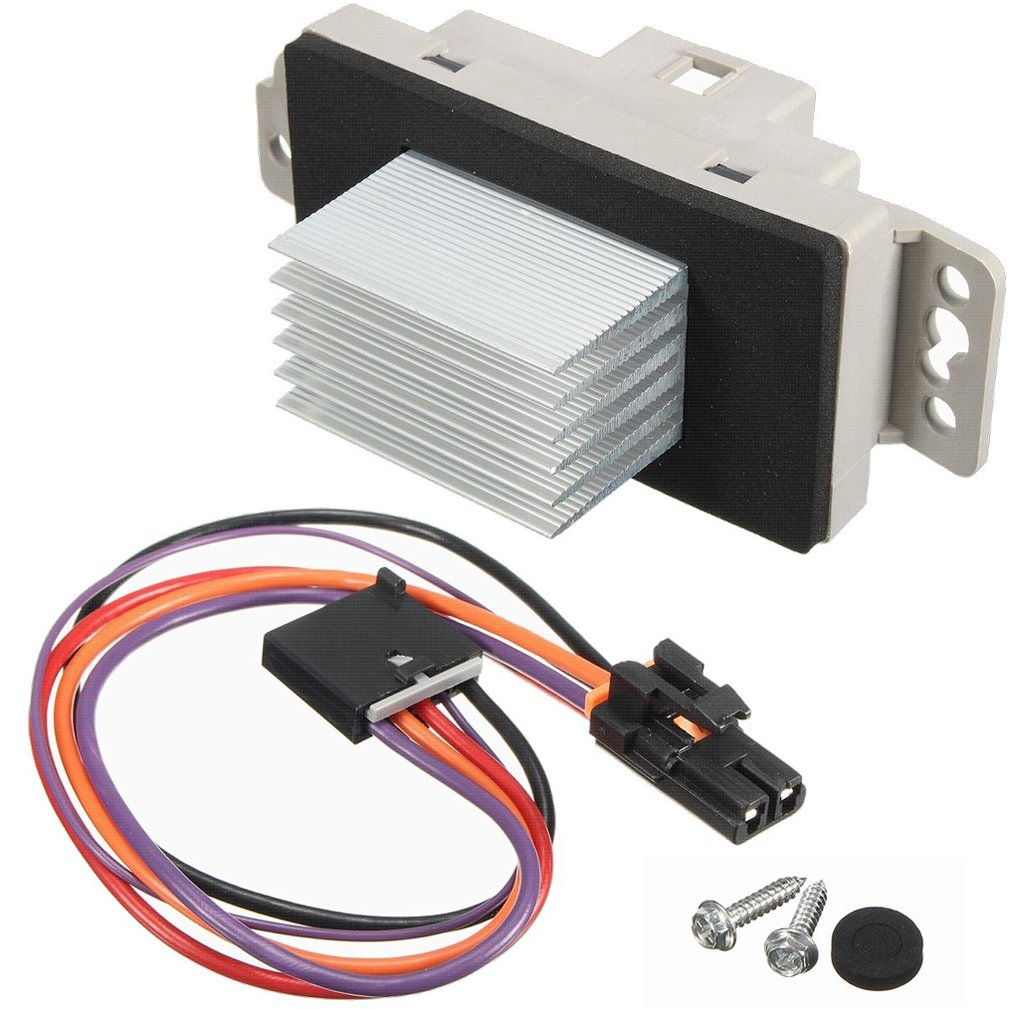 Cheap Envoy Motor Find Deals On Line At Alibabacom 04 Blower Wiring Diagram Hvac Fan Resistor Kit With Harness Replaces 1581773 89018778 89019351 For Chevrolet Silverado