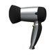 Anbolife 1200W Home/Gifts/Hotel/Travel/Electric Hair Blow Dryer Promotion Gifts Mini Hair Drier Foldable Hot And Cold Hair Dryer