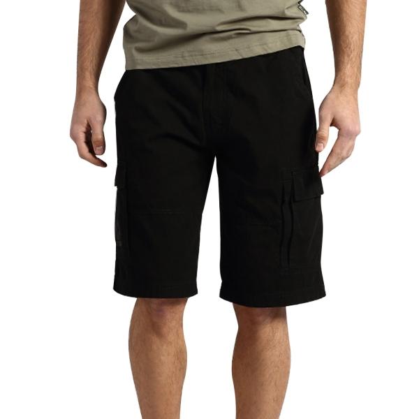 96b6a1a0f4b Get Quotations · Big Size 30-44 Summer Style Men Shorts Bermuda Masculina  Black   Khaki   Army