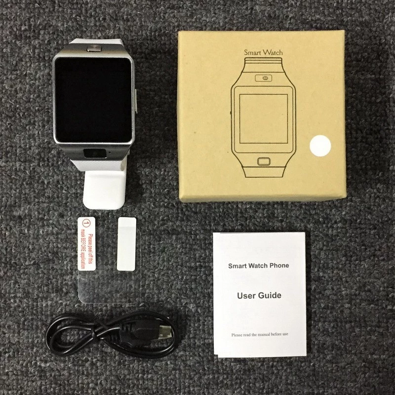 DZ09 Smart Watch 2019 Phone Watch HD Screen Support SIM Card