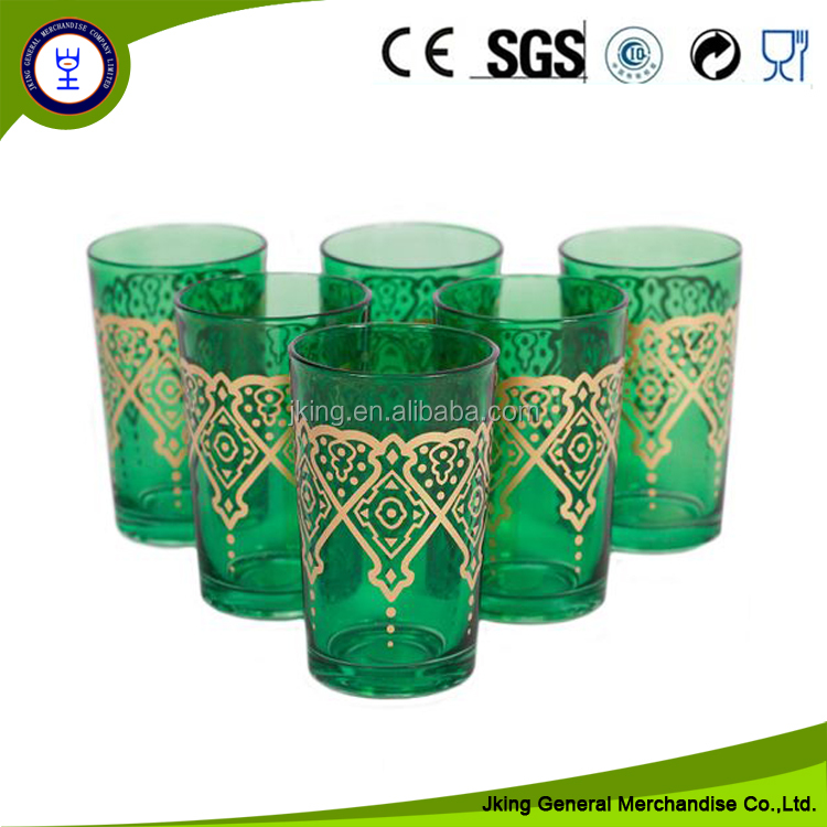 Popular Glass Moroccan Wedding Favors
