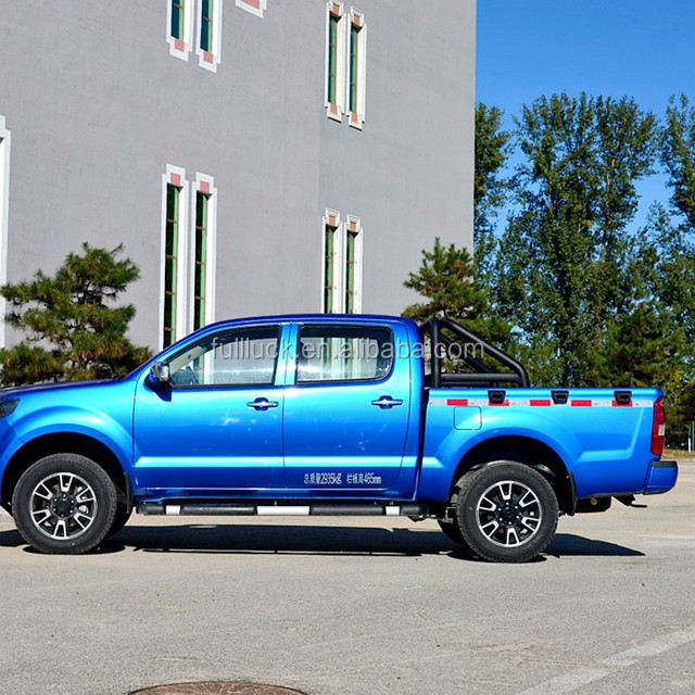 Perfect Design Sport Double Cabin Pickup Truck 4WD with diesel engine N153
