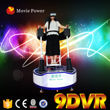Low investment 9d vr simulator vibration stand up vr with big profit