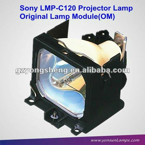 Original Projector Lamp Module LMP-C120 for Sony VPL-CS1 / VPL-CS2 / VPL-CX1 / LMPC120(OM)