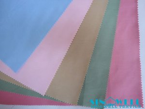 SWTCD-027A05 TC 65/35 Combed Dyed Fabric used for Shirt,Trousers or Other Garment