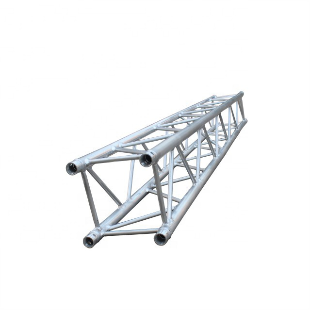 2019 Trade Show 220 มม. DJ Mini Truss de aluminio Design Lighting Stage Truss