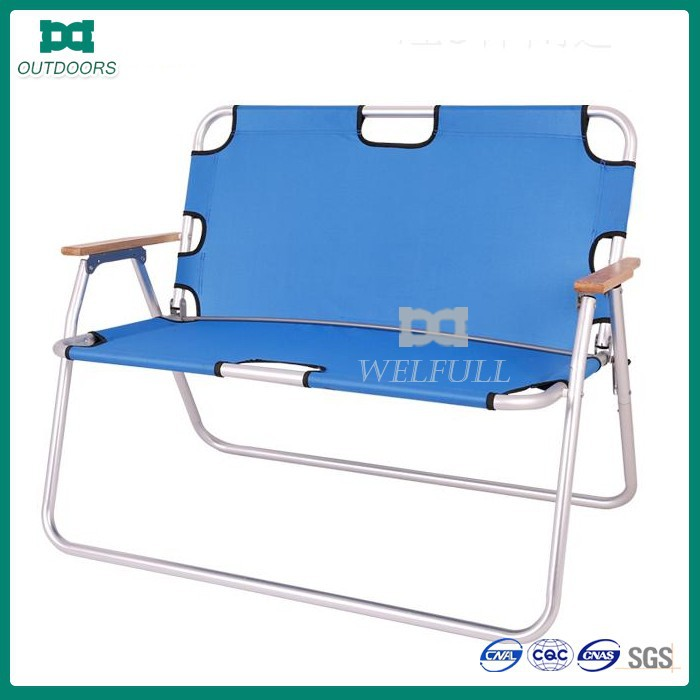 Ordinaire Outdoor 2 Seat Folding Bench Beach Chair   Buy Beach Chair,Bench Beach Chair ,Folding Beach Chair Product On Alibaba.com