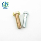 Grade 2 Bolts Grade 2 Screws And Bolts Sample Inch Yellow Zinc Plated Carbon Steel J429 Grade 2 5 8 Hex Bolts Cap Screw