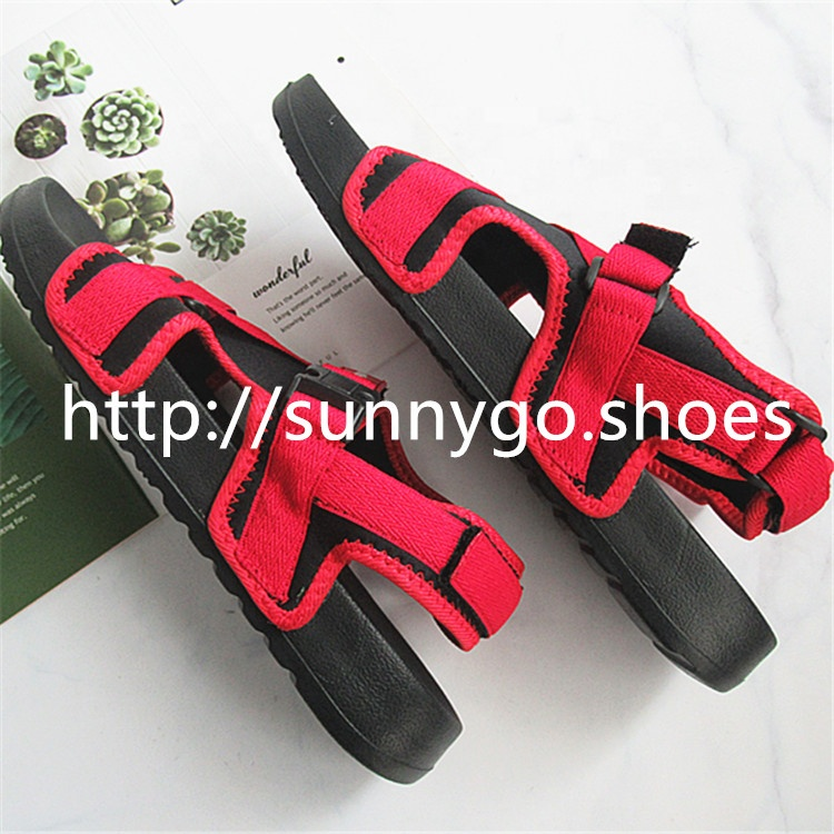 2019 summer man sandel sport eva sole outdoor beach  shoes