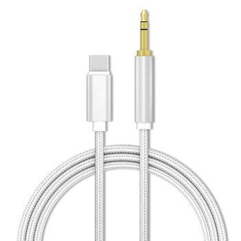 Type C Aux cable type c male to 3.5mm mobile phone cable