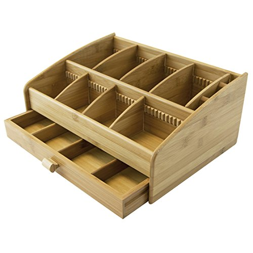Bamboo Jewelry Box For High Quality BTB-18051004 Details