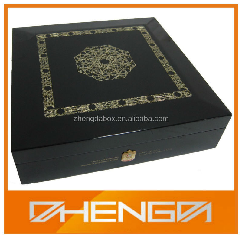 HOTSALE Customized Made-in-China Small Wooden Drawer Storage Box(ZDW13-H151)