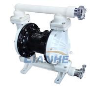 air operated pneumatic diaphragm pump manufacture