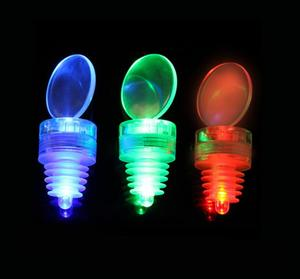 Bar LED bottle stopper cork plug led lights for christmas decoration