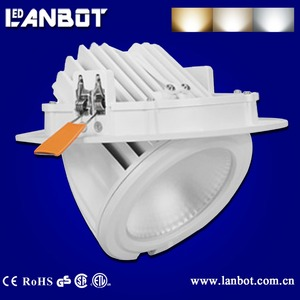 CREP Led Down Light hot sale new led down Lamp 15W/18W/25W/36W hot sale Design Dimmable CE ROHS