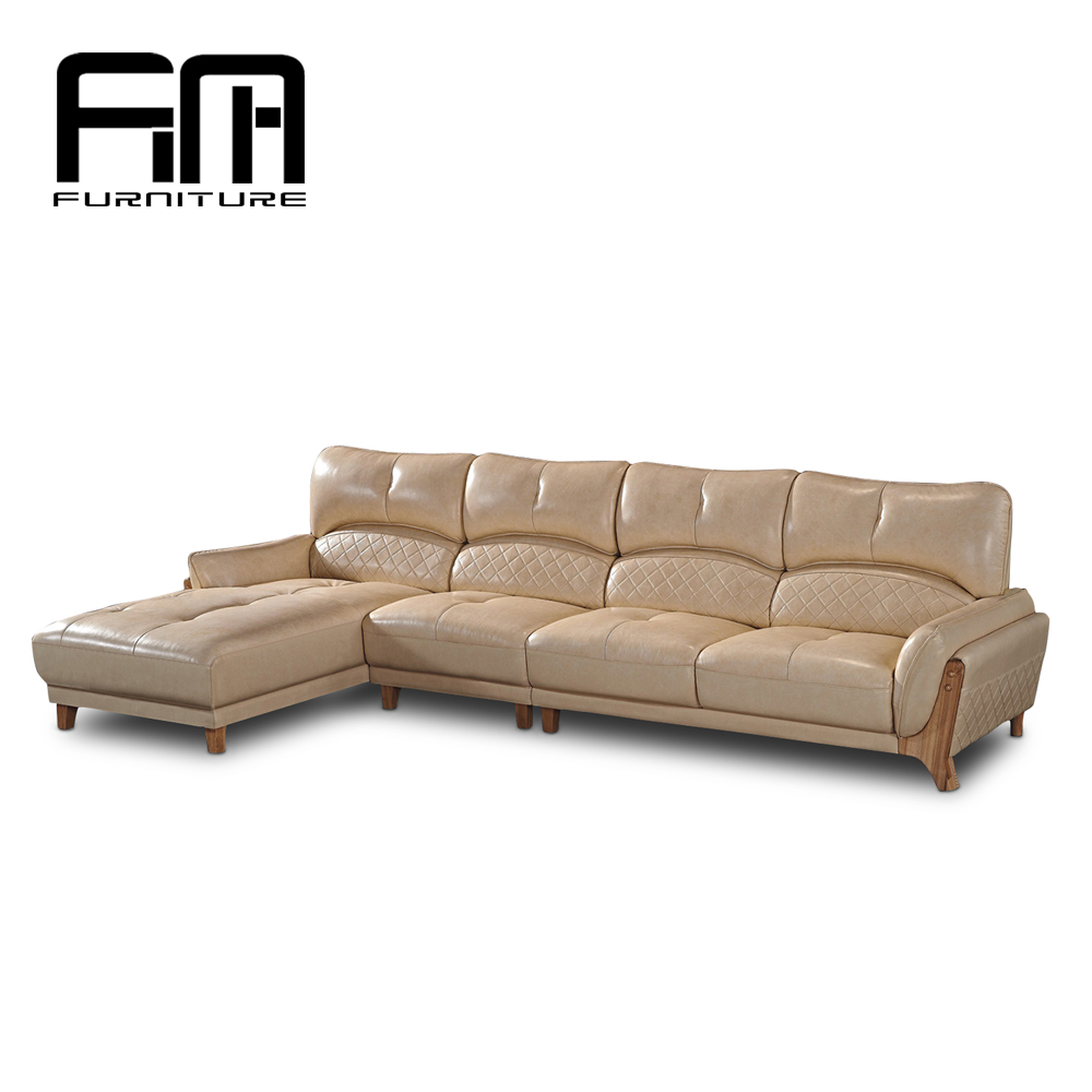 Full Grain Leather Sofa Full Grain Leather Sofa Suppliers And  ~ Cream Leather Chesterfield Sofa