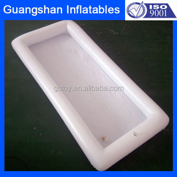 Food Buffet Picnic Table Cooler Inflatable Salad Bar Tray Buy - Inflatable picnic table