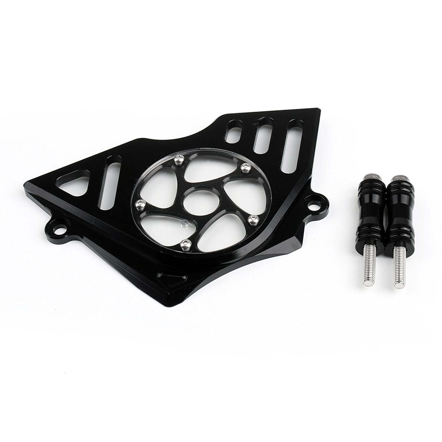 Areyourshop CNC Front Sprocket Chain Guard Cover For Honda CBR250R 2011-2014