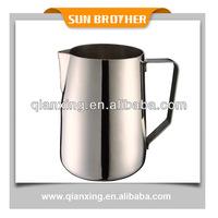 stainless steel milk jug tableware