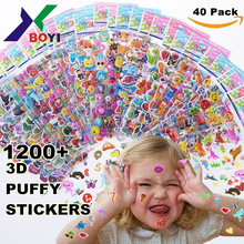 2017 De Best Selling Puffy <span class=keywords><strong>Stickers</strong></span> Voor Kids