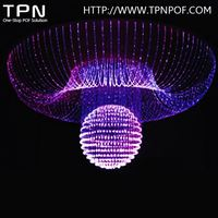 Eco-friendly and high quality Fiber optic Lights 20 Led Solar Powered Fairy String Lights for wedding,garden,Christmas Outdoor