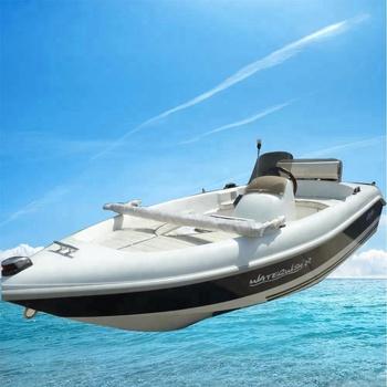 Waterwish Qd 12 Feet Mini Small Speed Boat Sale - Buy