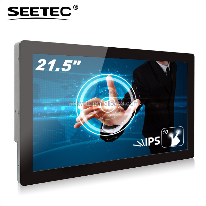 "Latest Design 21.5""10-Point Touch Open Frame Monitor shenzhen lcd tv"