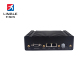 4G LTE/WCDMA/GPRS/GSM industrial wireless sim modem router supporting GPS and firewall function