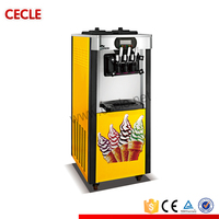 New condition commercial ice cream machine for sale/used soft serve ice cream machine