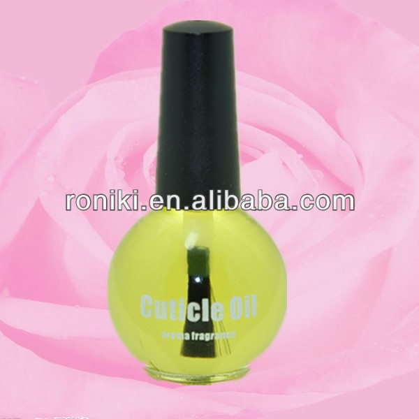 Nail Manicure Nutritional nail care aromatic oils