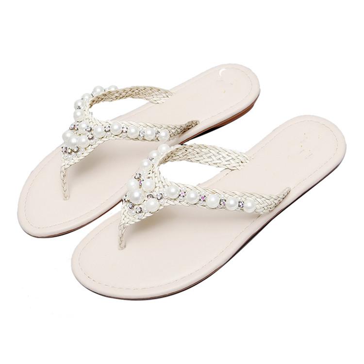 Cheelon Shoe Pretty Braided Pu Leather