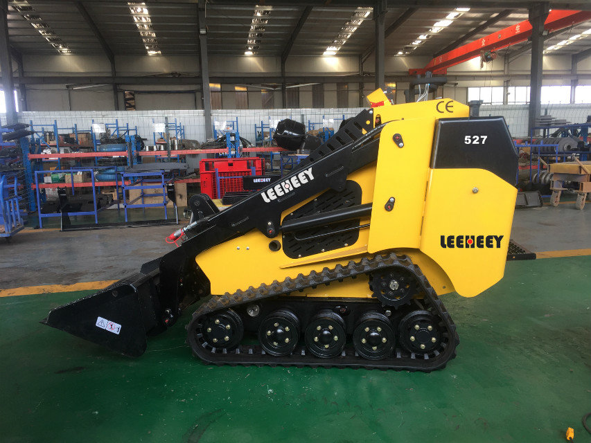 2019 New hot sale remote controlled skid steer loader skid steer on tracks skid steer track loader