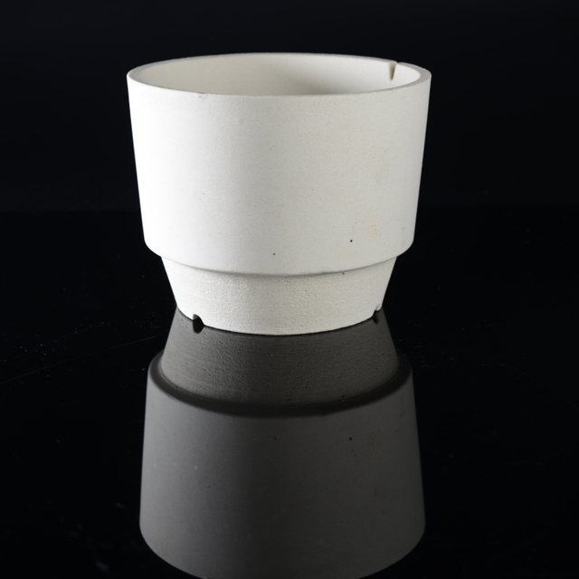 Ceramic Fire Assay Crucibles for Gold and Metallurgy Assaying